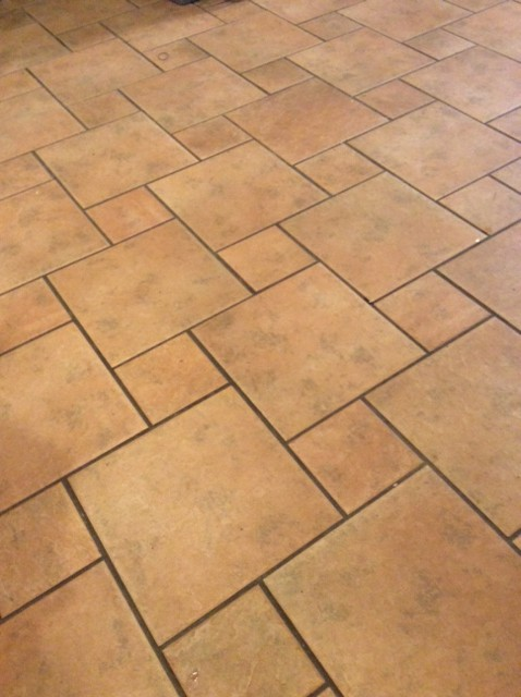Regrout Tile Floor The Gold SmithPhoto